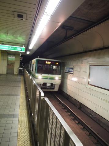 仙台市営地下鉄 南北線 1000N系 電車