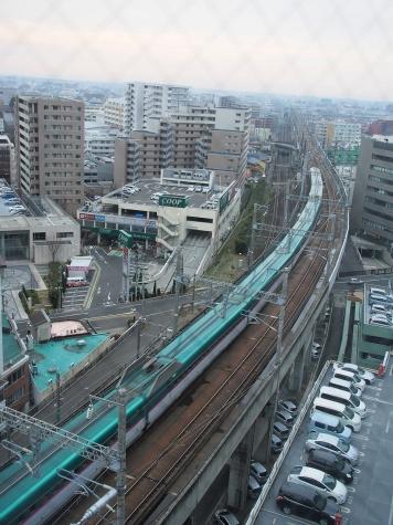 E5系+E6系 東北新幹線 やまびこ204号