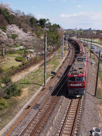 EH500-40 電気機関車 【安中貨物】