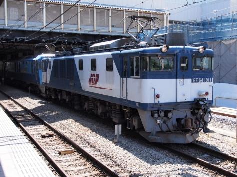 EF64 1011&EH200-13 電気機関車