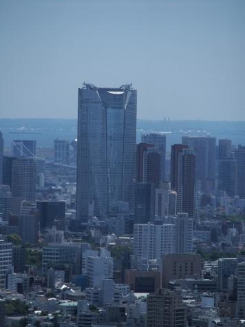 六本木ヒルズ【東京都庁より】