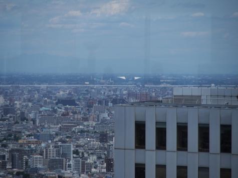 埼玉スタジアム2002&外環道【東京都庁より】