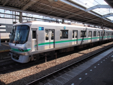 東京メトロ 千代田線 06系 電車