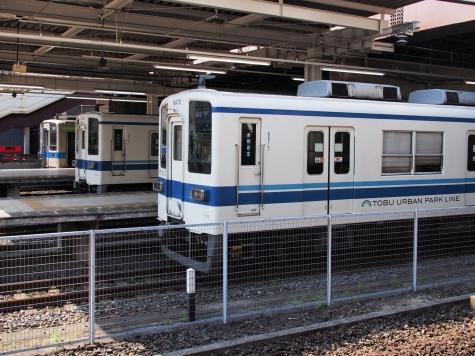 東武鉄道 8000系 電車