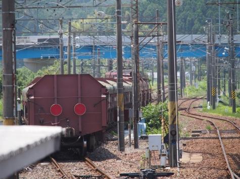 EH500-23 電気機関車 牽引の安中貨物