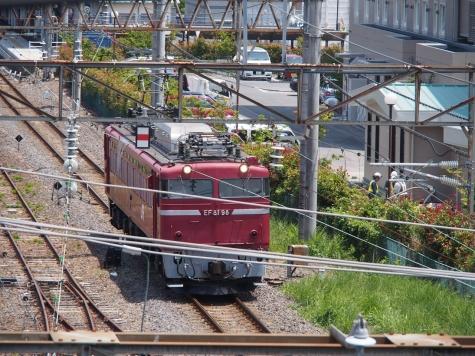 EF81 98 電気機関車