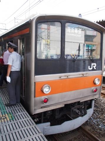 武蔵野線 205系5000番台 電車