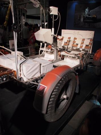 アポロ月面車