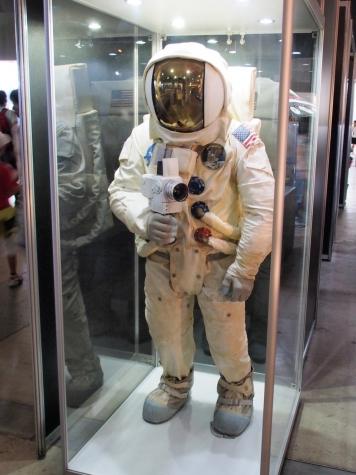 アポロの宇宙服