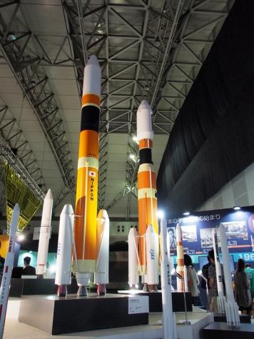 H-IIAロケット【宇宙博2014】