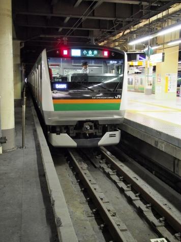 高崎線・宇都宮線 E233系3000番台 近郊型 電車