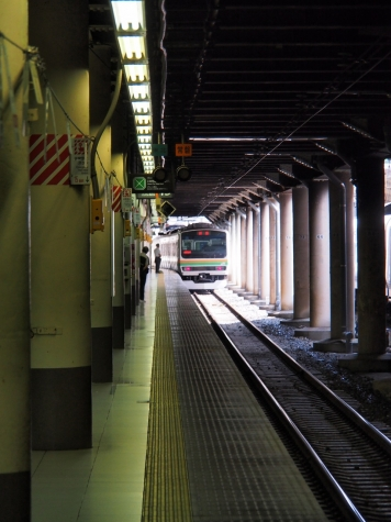 高崎線・宇都宮線 E231系 近郊型 電車