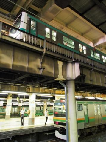 JR 上野駅 12&15番線ホーム