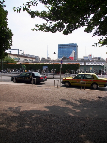 上野駅周辺【HDR工房】