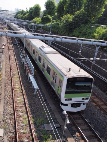 JR 山手線 E231系500番台 通勤型 電車