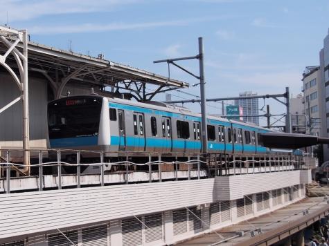 京浜東北線 E233系1000番台 通勤型 電車