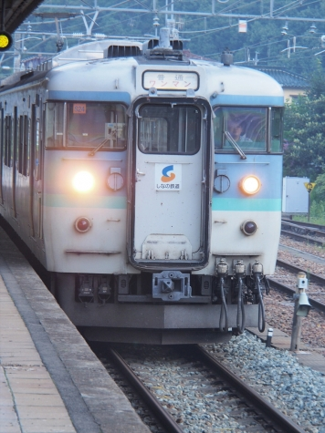 しなの鉄道 115系 電車【新長野色】