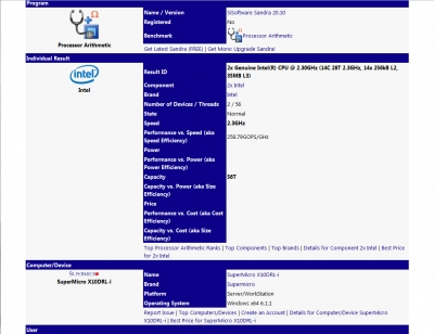 Xeon E5-2600 v3 14-core/28-thread 2.30GHz (2014年5月30日)