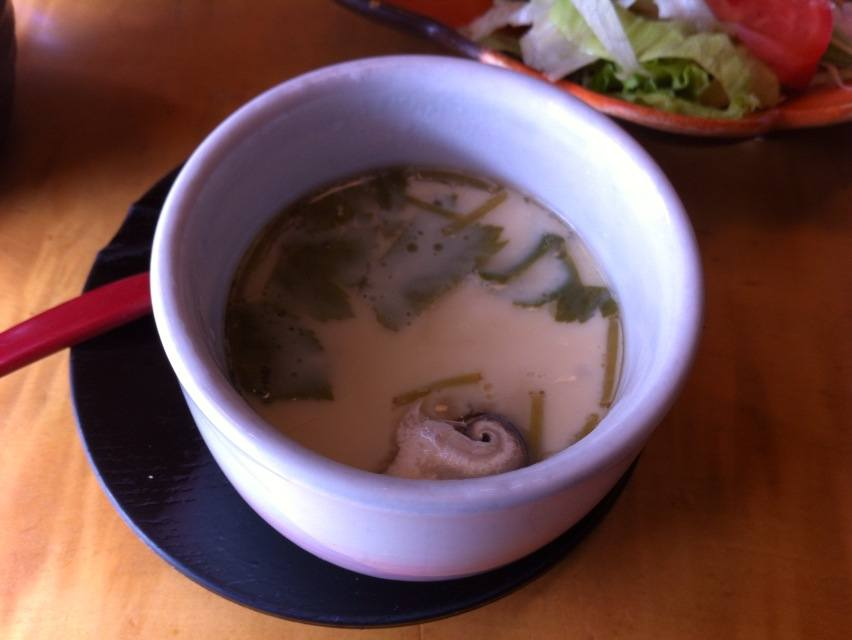 寿司末広茶碗蒸し