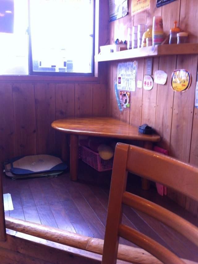 ひの木テーブル