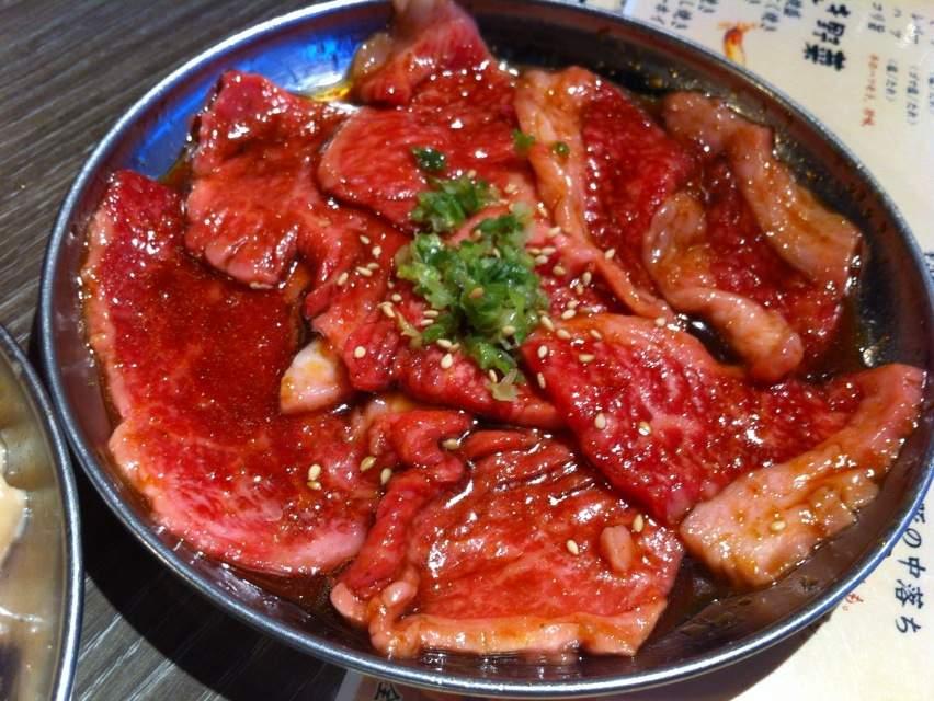 みんみん焼き肉6ブリスケ