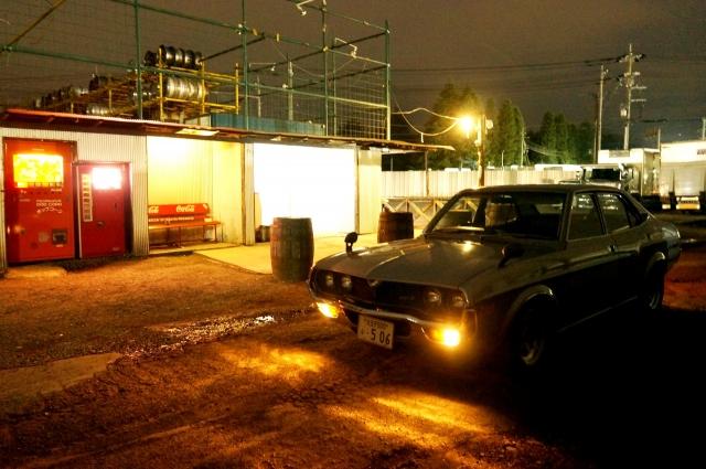 ルーチェで中古タイヤ市場相模原店へ