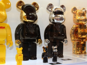 DAFT PUNK BE@RBRICK Random Access Memories Ver.