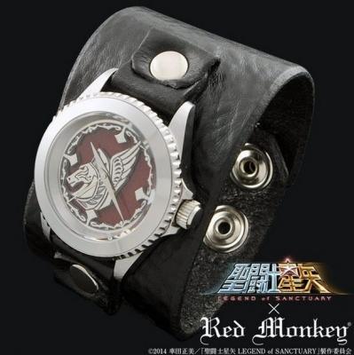 聖闘士星矢 LEGEND of SANCTUARY x red monkey designs