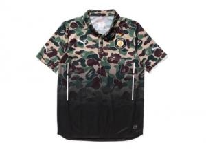 PUMA BAPE F.C. ゲームシャツ