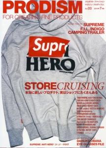 Supreme x Anti Hero