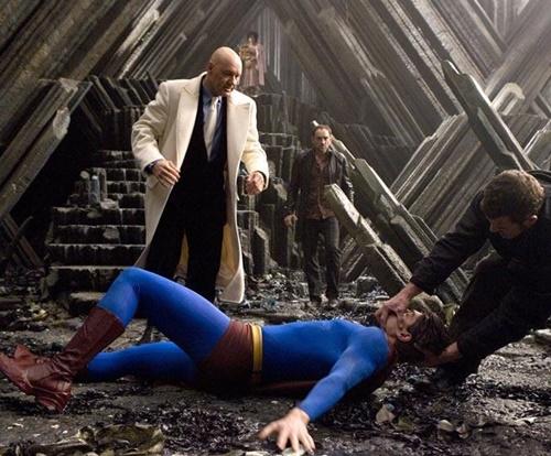 スーパーマン ヤラレ