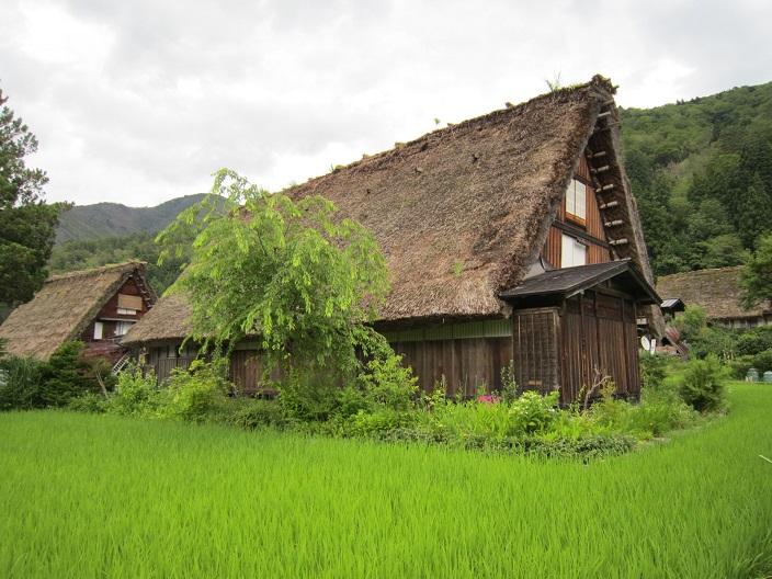 白川郷風景
