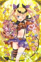 ウチの姫さまがいちばんカワイイ エロ画像 カード一覧 剥ぎコラ