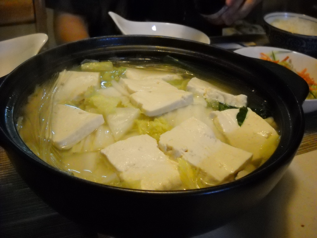 あるもの鍋1