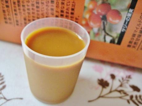 老化、冷え予防、代謝促進、風邪にも「豊潤サジー 黄酸汁」!