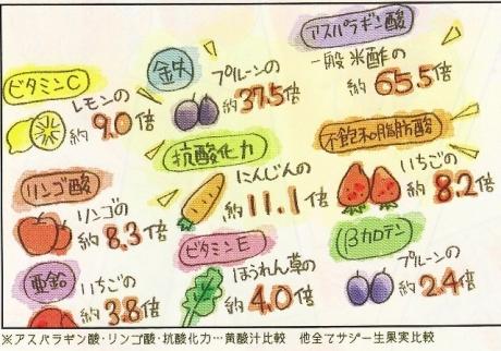 43万本突破!風邪予防に効果抜群「豊潤サジージュース」!