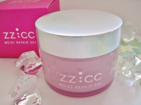 ヒアルロン酸より保水持続力が高い「zz:cc ジージーシーシー モイストリペアジェル」!