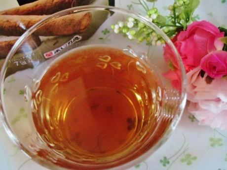 TV、新聞、雑誌で話題!優秀味覚賞受賞で美味しい!最高級つくば山崎農園産『あじかん焙煎ごぼう茶』